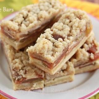 apple pie bars | Roxanashomebaking.com