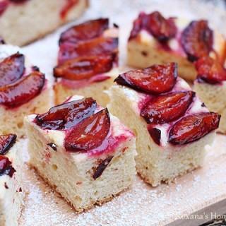 plum cake | roxanashomebaking.com