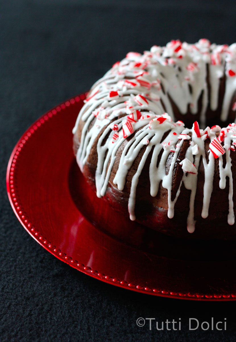 Chocolate Yogurt Bundt Cake Recipe