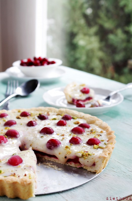 White-Chocolate-Cranberry-Tart-3-@diethood