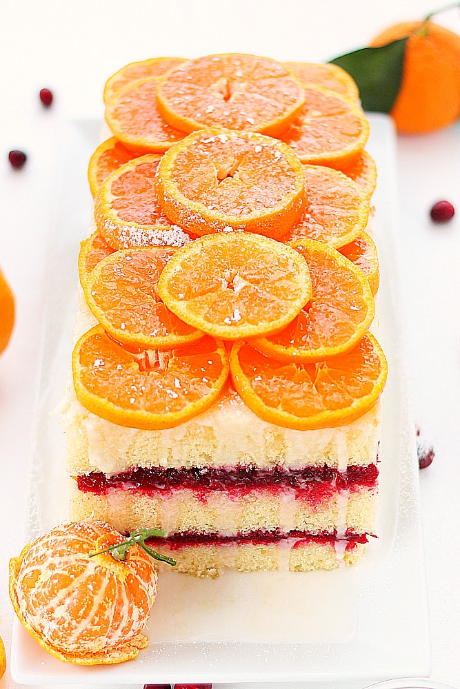 citrus cranberry cake recipe 1