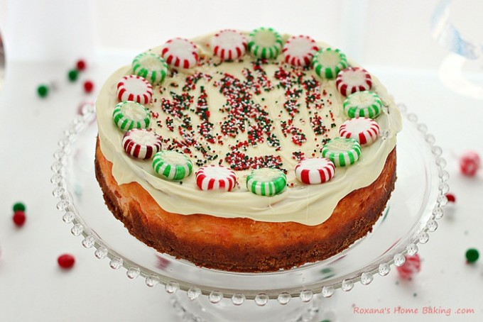 How To Make Candy Cane Coffee Cake