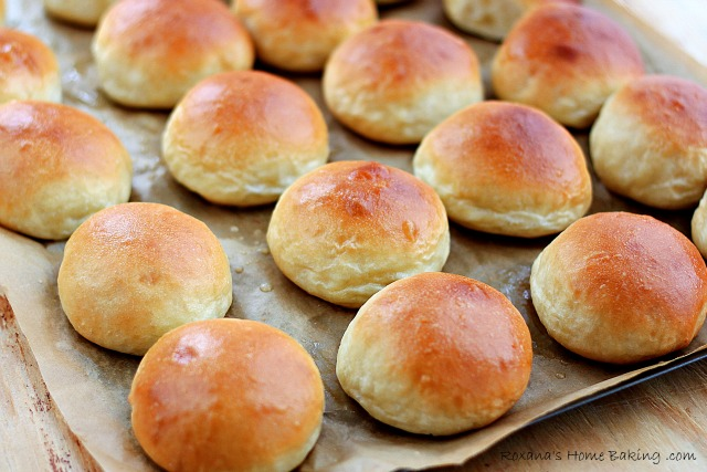 The best homemade dinner rolls (recipe from scratch) - photo#33