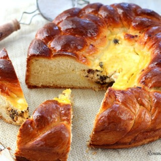 Romanian Easter bread - pasca recipe 4