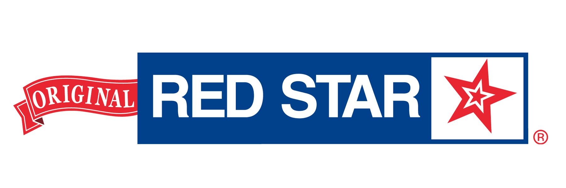 Red Star Yeast Original Logo - Color