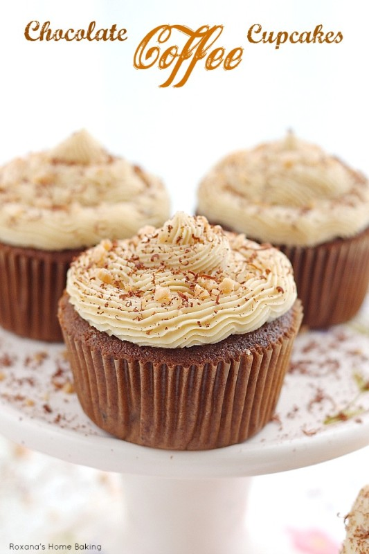 chocolate coffee cupcakes recipe 4