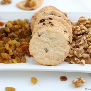raisin cheese crackers recipe 2