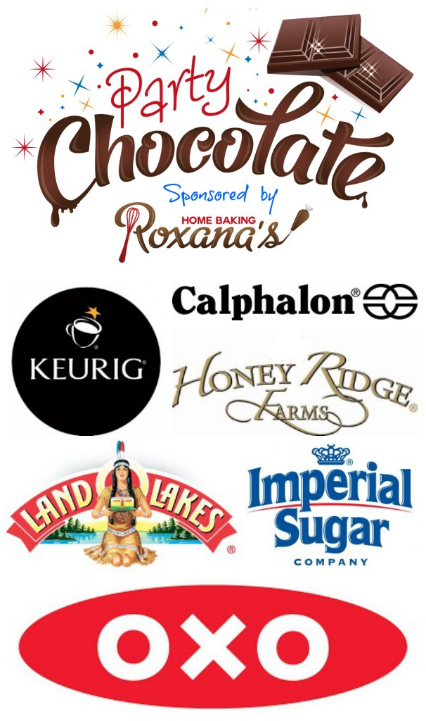 Share your chocolate recipes on Roxanashomebaking.com & Win fabulous prizes