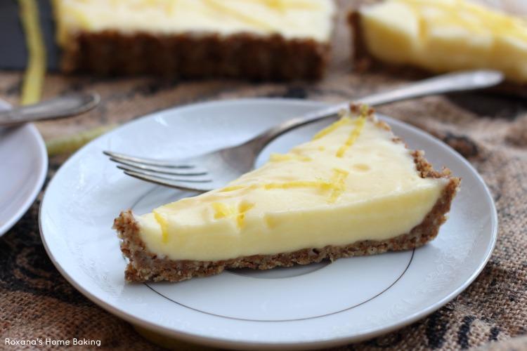 recipe: lemon curd filling for tarts [13]