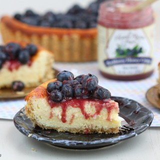 berry goat cheese cheesecake recipe 3