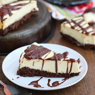 Brownie cheesecake recipe 2