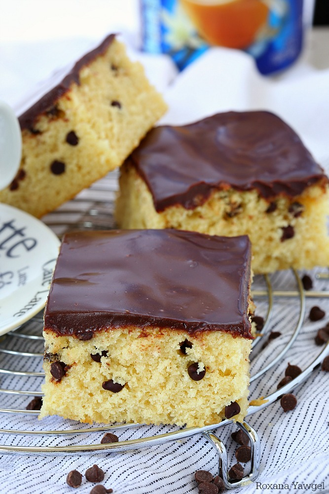 Chocolate Chip Cinnamon Coffee Cake Recipe
