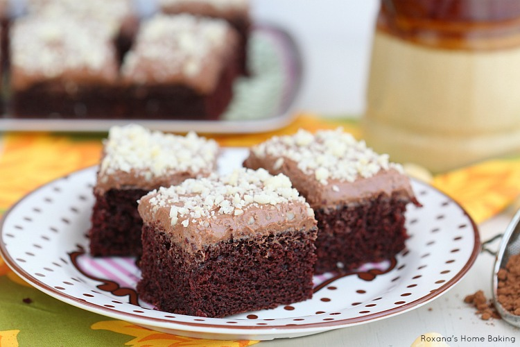 Chocolate Sheet Cake Recipe Without Buttermilk