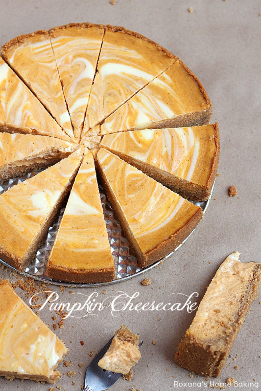 pumpkin cheesecake recipe 2