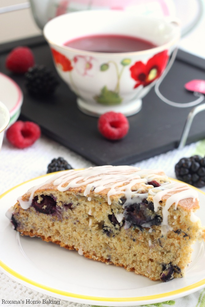blueberry scones recipe 2