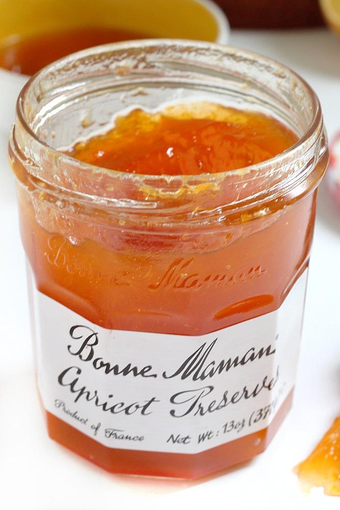 bonne maman apricot preserve