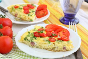Potato-Crusted Quiche recipe