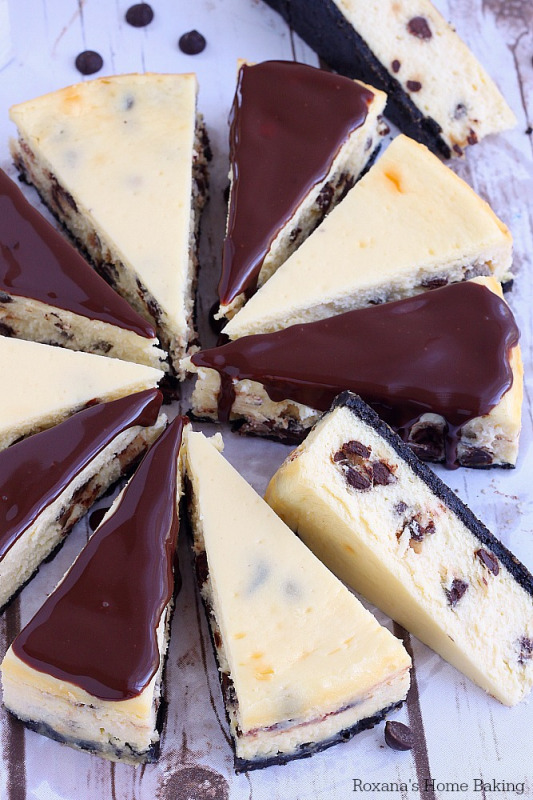 chocolate chip cheesecake recipe 2