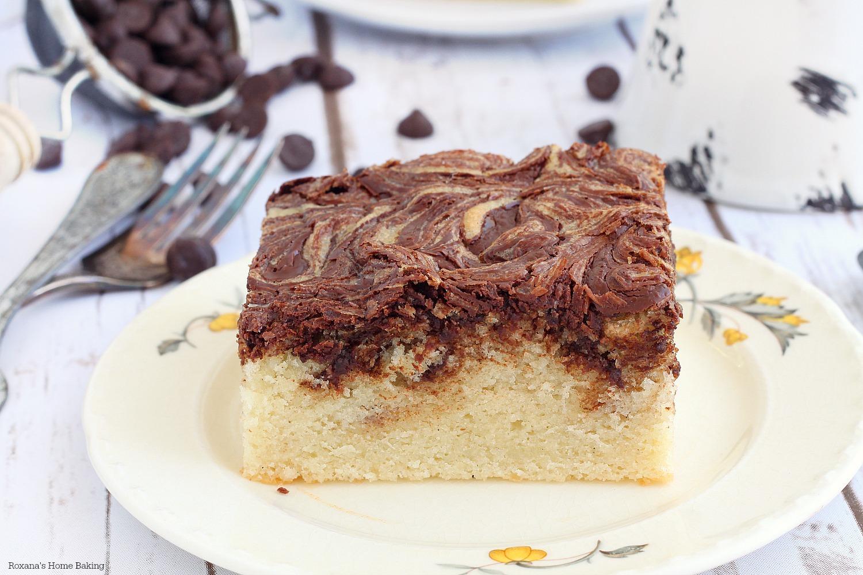 Images Of Chocolate Vanilla Cake : Chocolate vanilla cake recipe