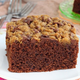 chocolate cake streusel topping recipe 3