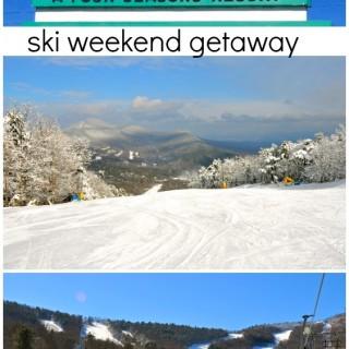 massanutten resort ski weekend getaway