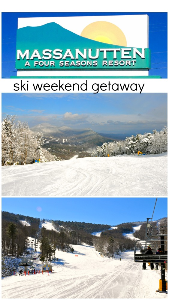 massanutten resort ski weekend getaway