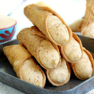 pumpkin cannoli recipe