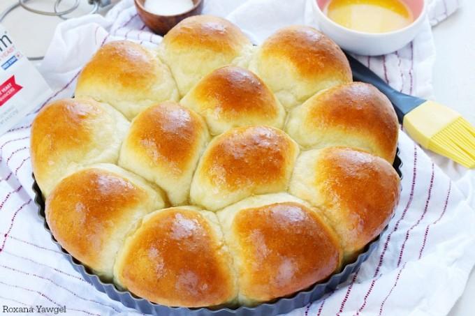 White Bread Recipe Homemade No Yeast