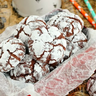 chocolate snowballs cookies recipe