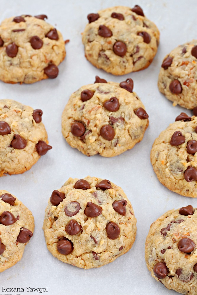 loaded chocolate chip cookies recipe 2