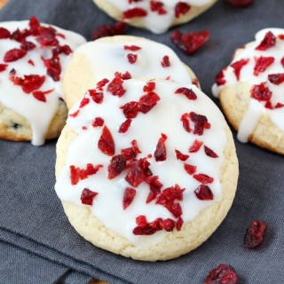 orange cranberry cookies recipe 6