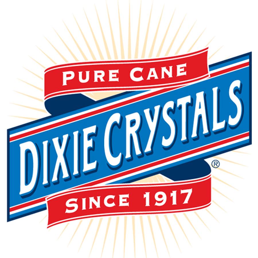 Dixie Crystals Brand Burst Logo
