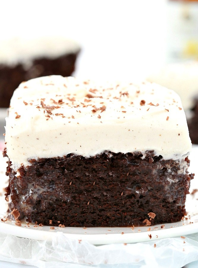 Chocolate Coffee Cupcakes With Coconut Frosting Recipe ...